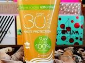 J'ai (dé)testé Crème Solaire Naturelle SPF30 chez Corème!