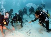 L'aquatanque, pétanque sous l'eau