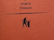 Spinoza nouvelle édition bilingue L'éthique