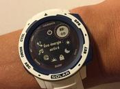 montres avec recharge solaire