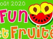 Défi cuisine août 2020 fruité