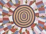 peinture aborigène pointilliste rare voir Parcours mondes, 09-13 septembre 2020