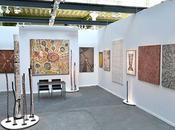 Paris Fair 2020 photographies stand dédié l'art aborigène