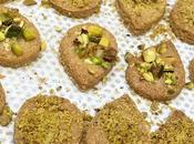 Biscuits farine pois chiches