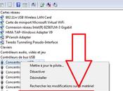 Solution périphérique reconnu Windows