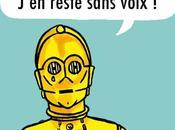 C3PO rend hommage Roger Carel