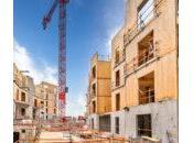 Matériaux durables d'une construction écologique d'avenir