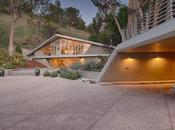 Triangle House rêve californien l'architecte Harry Gesner