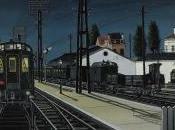 Carnet Train soir