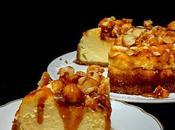 Cheesecake Caramel Macadamia d'Ottolenghi.