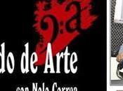 Invitée Nolo Correa dans Hablando Arte l'affiche]