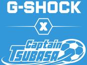 G-SHOCK officialise collaboration avec Captain Tsubasa