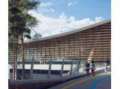Jeux 2024 centre aquatique innovant réversible pour phase Héritage
