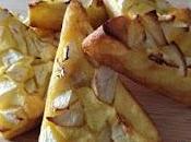 Triangles pommes semoule