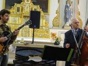 Pikey Butler Église Saint-Colomban Tréveneuc dans cadre Jazz Châtaignes, octobre 2020