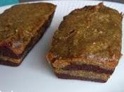 Marbré vegan chocolat brocoli