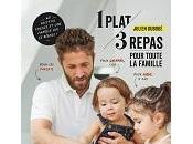 Julien Duboué plat, repas pour toute famille