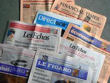 nouveaux enjeux presse écrite quotidienne d'information
