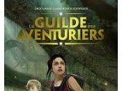 Guilde Aventuriers Zack Loran Clark Nick Eliopulos