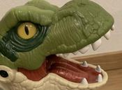 Test Imaginext Jurassic World T-Rex méga machoire