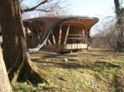 Aquitaine Zoom bâtiment public bois