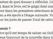Goncourt, paris sont ouverts
