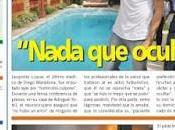 médecin personnel Maradona dans collimateur justice[Actu]