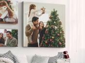 cadeau photo pour Noël avec MonOeuvre.fr