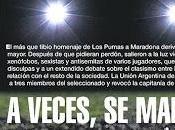 l'Au-delà, Maradona shooté dans [Actu]