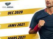 Tennis World Tour mars 2021