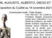 Fondation Marguerite Aimé Maeght Giacometti famille créateurs partir Juillet 2021