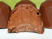 CHOCOLATS FOURRES PRALINE (variante végétale possible)