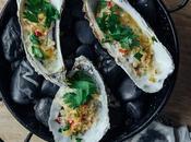 Huîtres Gratinées Parmesan