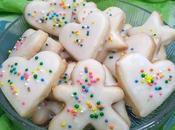 Biscuits citron lemon cookies galletas limon (الحامض)البسكوي بالليمون