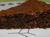 GATEAU NOIX (sans gluten, végétalien)
