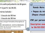 Rando moto Brignon (43), février 2021