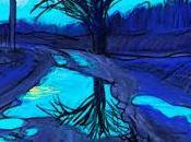 Dessin Route, Lundi-Lazuli chemins, Drive Drawing.