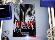 Tell Never Amelia Lewis Mélanie Wency [Service Presse]