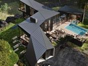 résidence Sylvan Rock House, design Aston Martin