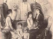famille impériale d'Autriche 1879