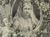 Vive mariée Portrait princesse Stéphanie Belgique jeune