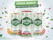 Perrier Energize, nouvelle boisson énergisante lancée
