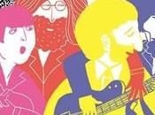"[REVUE PRESSE] Bande dessinée ""Nowhere girls"" Magali Huche sauvée Beatles"