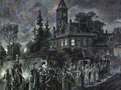 Convoi funèbre corps l'archiduc Rodolphe départ Mayerling