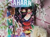 Sahara, samouraï fleurs