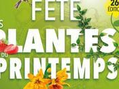 édition Fête plantes printemps Château Bourdaisière, avril 2021