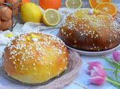 Mouna brioche Pâques