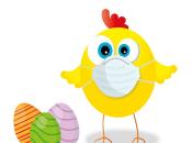 Chasse œufs confinement