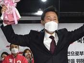 Corée Large victoire l'opposition conservatrice élections locales