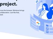 Créer espaces travail avec Workona